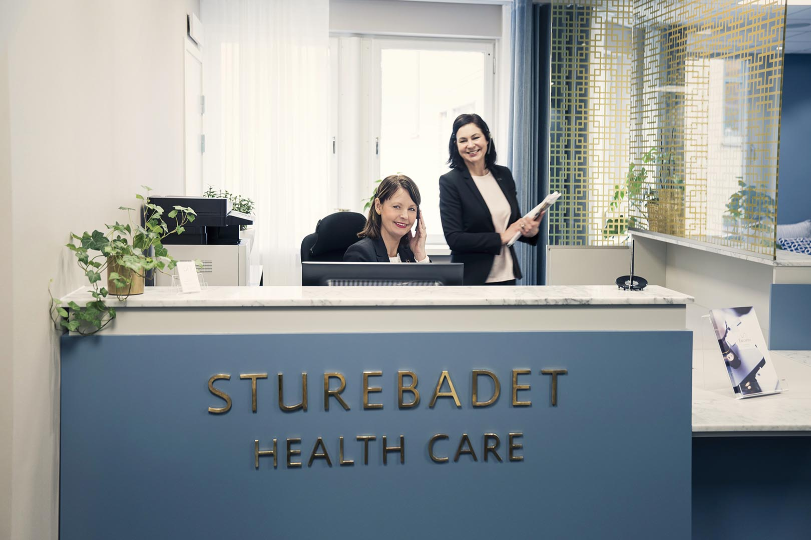 Sturebadet: Health and wellbeing from inside and out , Scan Magazine