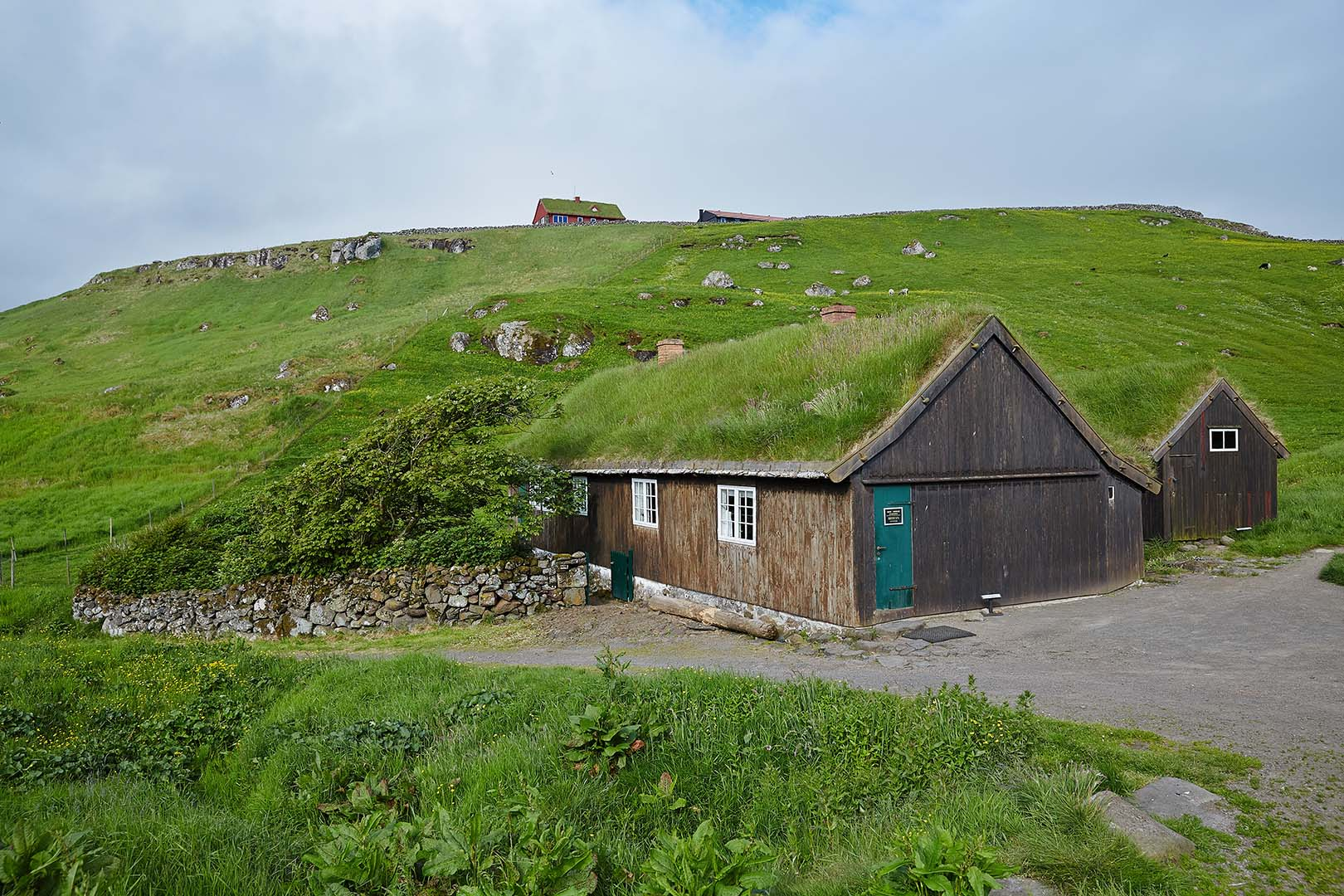 National Museum of the Faroe Islands, Nature, culture and history unfolded