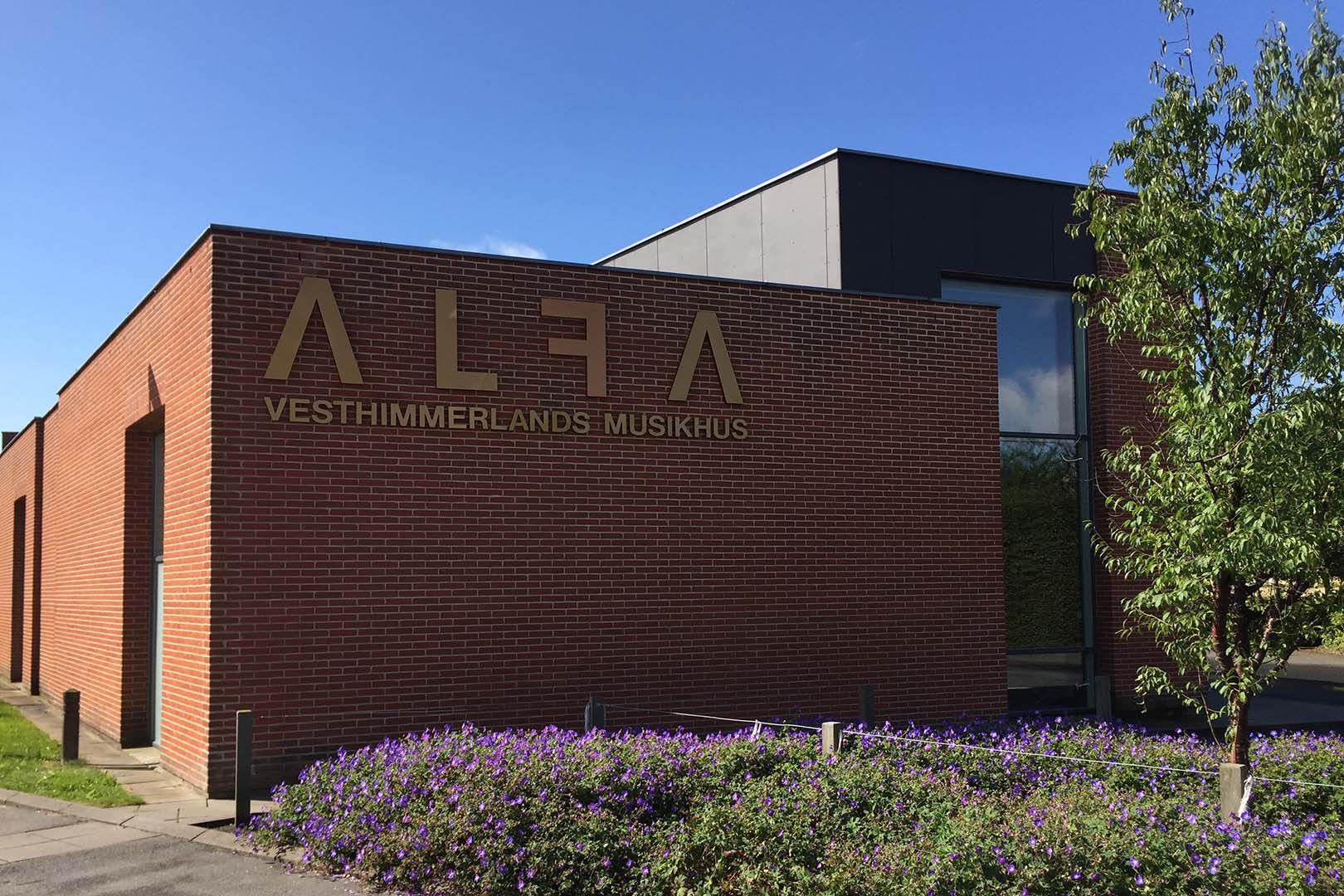 Vesthimmerlands Musikhus ALFA: Culture connects the community in Aars, Scan Magazine