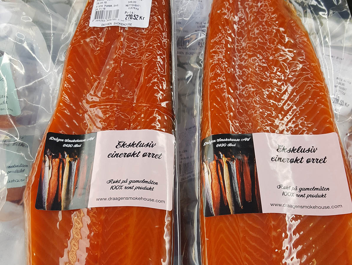 Drågen Smokehouse: Smoking salmon - a flavourful tale, Scan Magazine