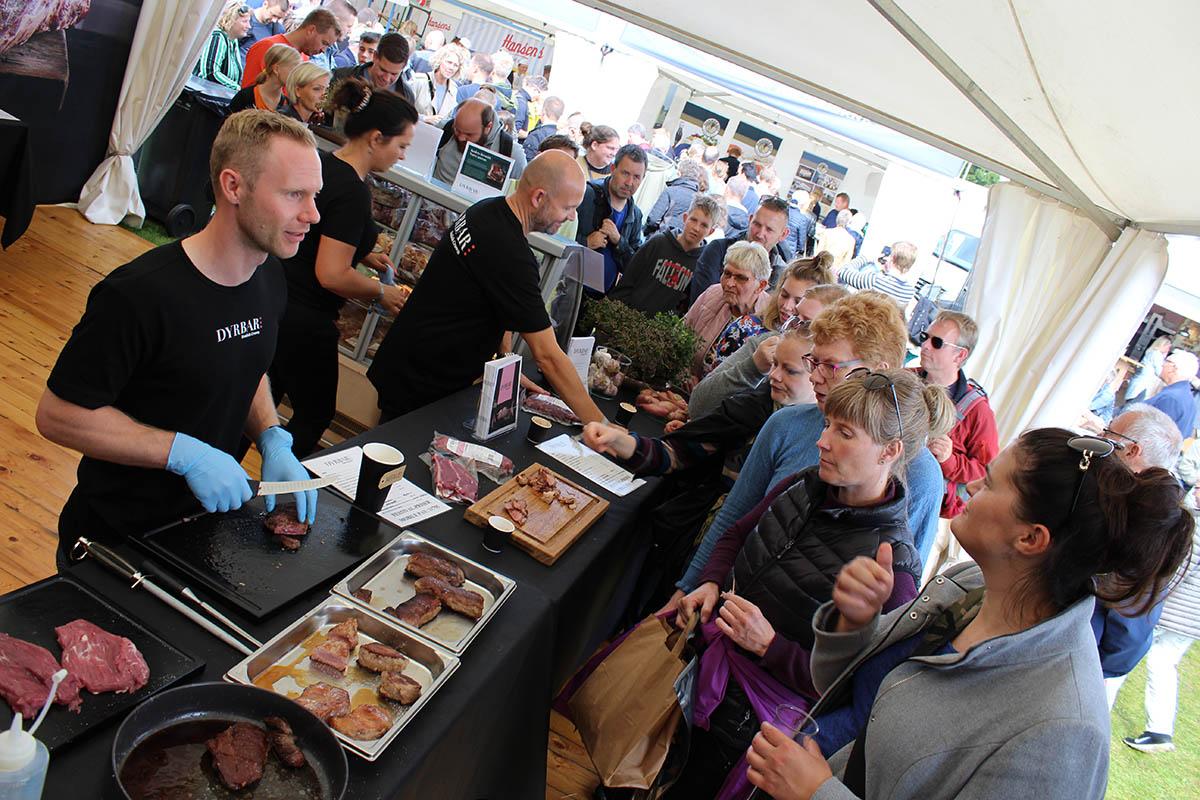 Dyrbar: Meat: quality over quantity, Scan Magazine