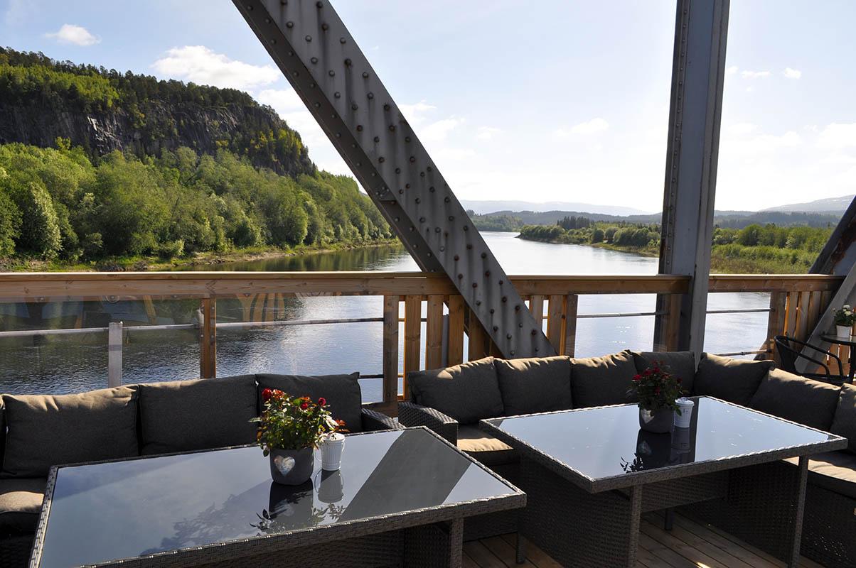 Namsen Salmon & Train Experience: All aboard!, Scan Magazine
