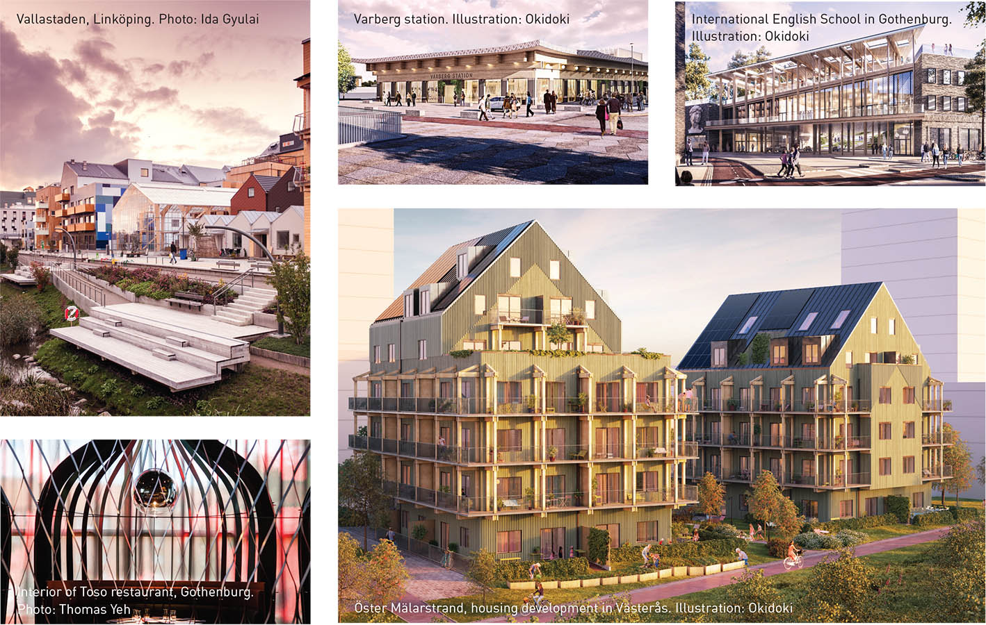 Okidoki: Serious fun with architecture and design, Scan Magazine