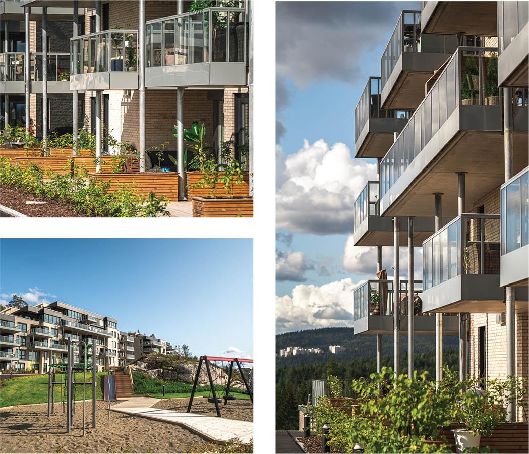 Vindveggen Architects: Let the sunshine in, Scan Magazine