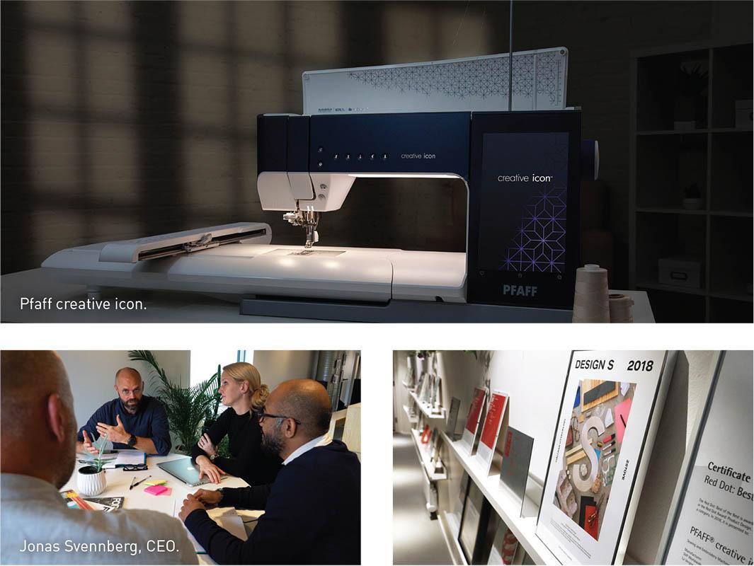 Zenit Design: Facilitators of transformation, Scan Magazine