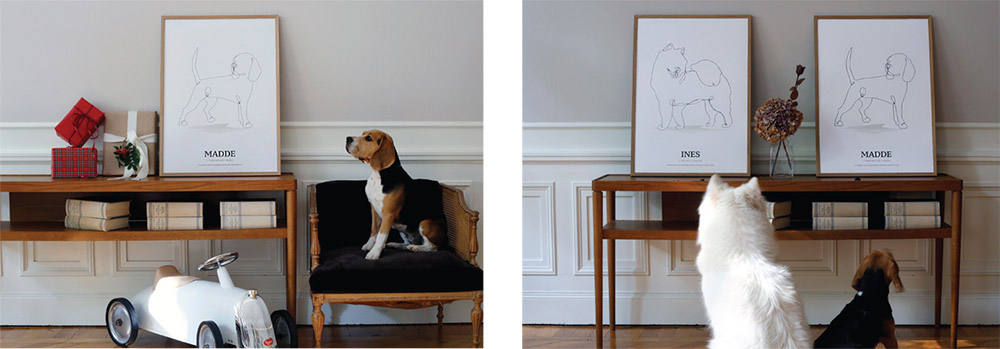 My Pet Poster | Scandinavian design for our four-legged friends, Scan Magazine