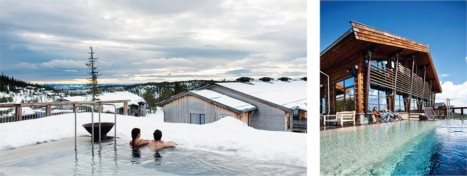 Norefjell Ski & Spa: Unwind with nature and leisure in the Norwegian mountains