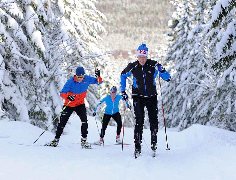 Orsa Grönklitt | Snowy landscapes and tracks that will entertain, Scan Magazine