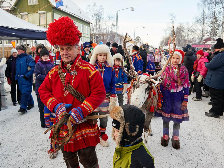 Jokkmokk's Market   An eventful market in a winter wonderland, Scan Magazine
