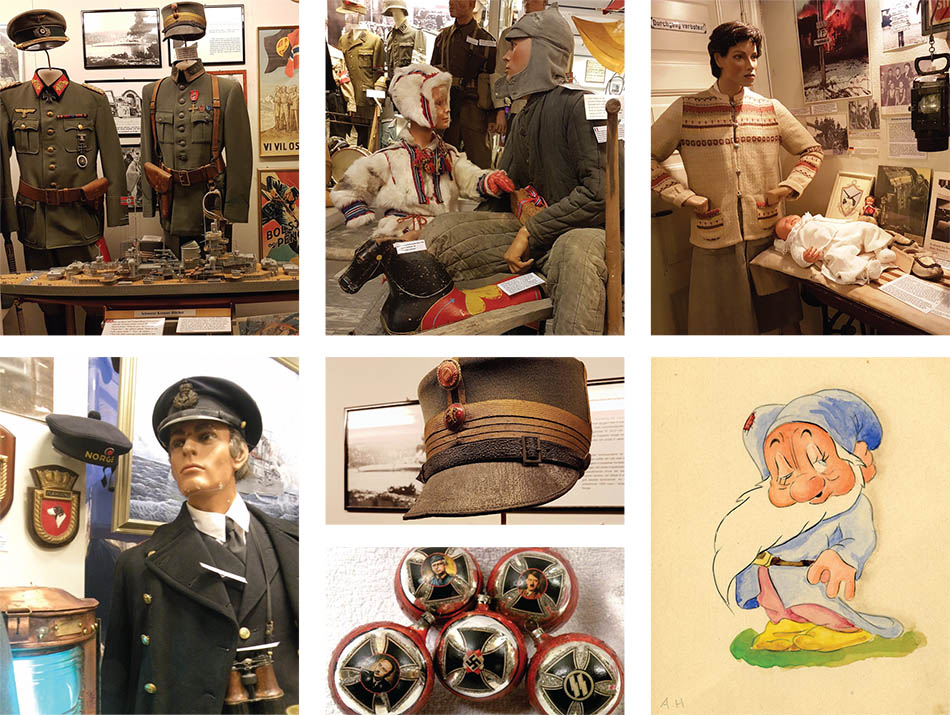Lofoten Krigsminnemuseum: Shining a light on the past and informing for the future
