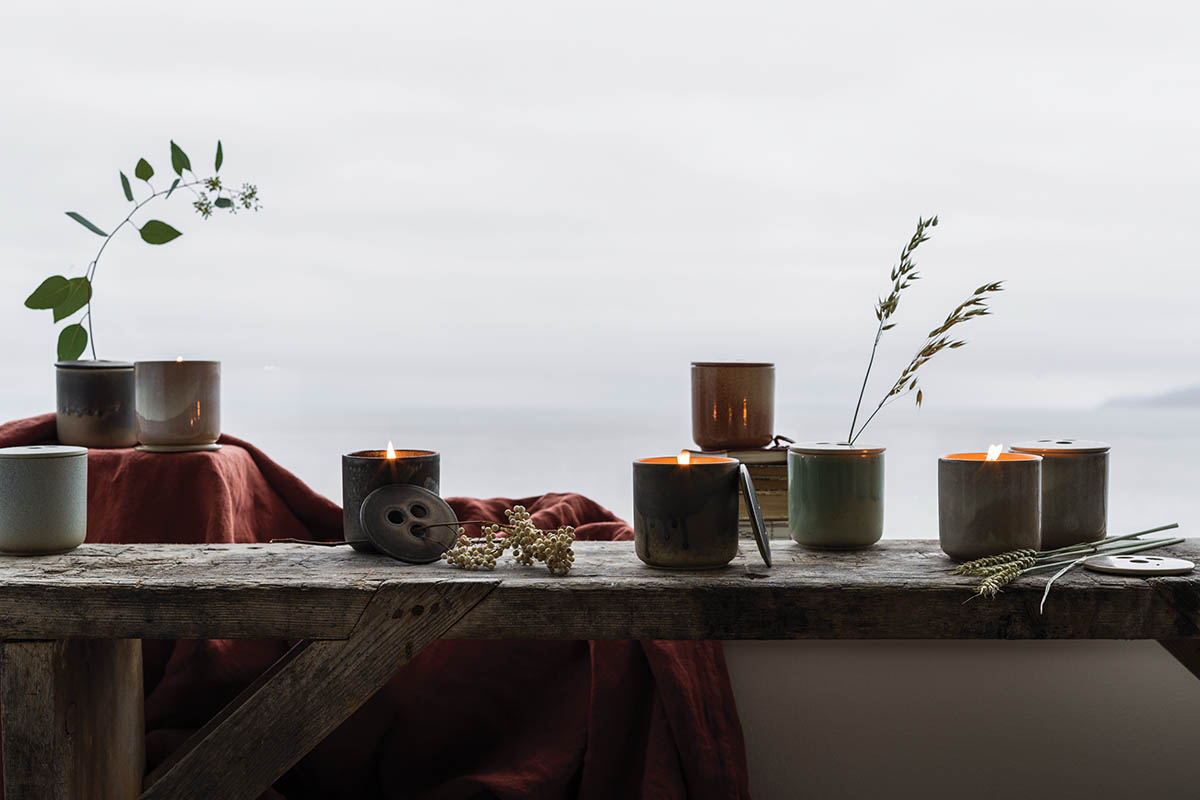 Quod   Scented candles with a good conscience   Scan Magazine