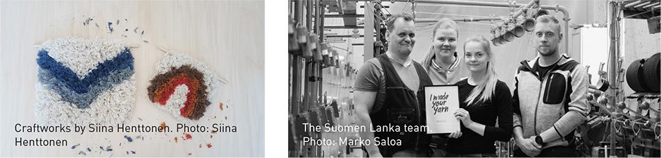 Suomen Lanka: Weaving it together, the Finnish way