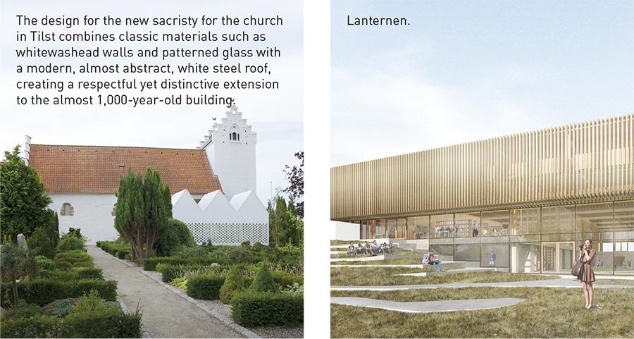 Tulinius Lind Arkitekter: Divine designs