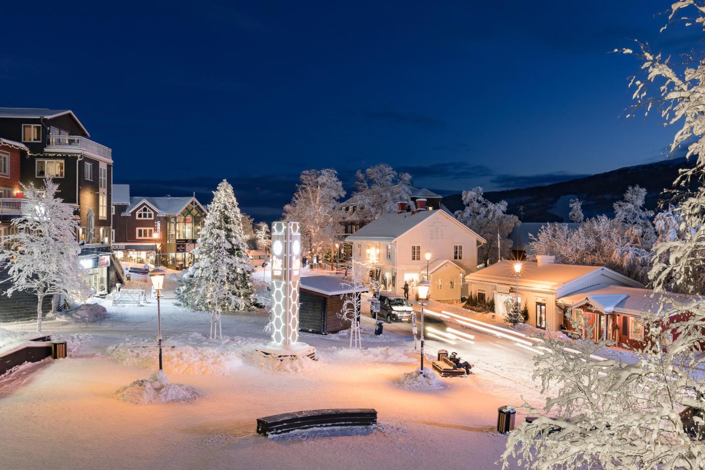 Åre | A big city in an alpine village costume | Scan Magazine