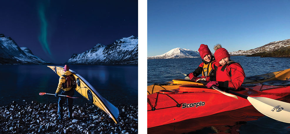 Elements Arctic Camp | Get closer to nature | Scan Magazine