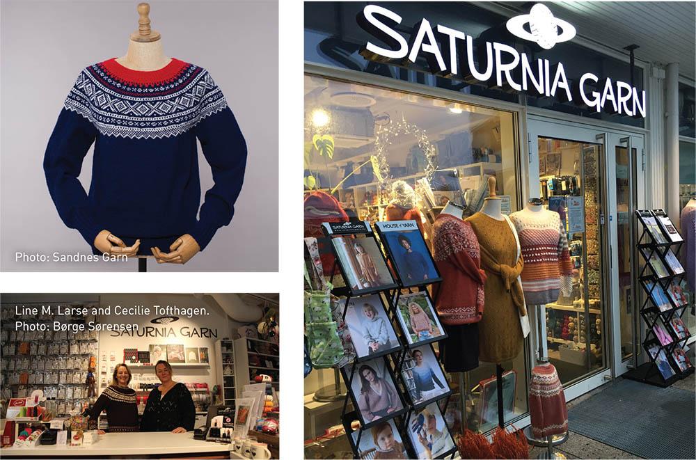 Saturnia Garn: Oslo's cosiest yarn shop