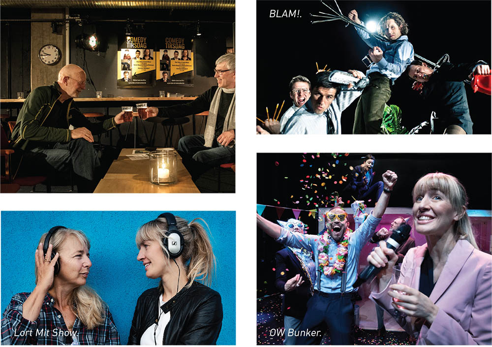 Teater Nordkraft | Quirky and daring theatre with local stories, Scan Magazine