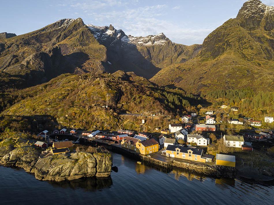 Nusfjord Arctic Resort | Meditation in a magnetosphere | Scan Magazine