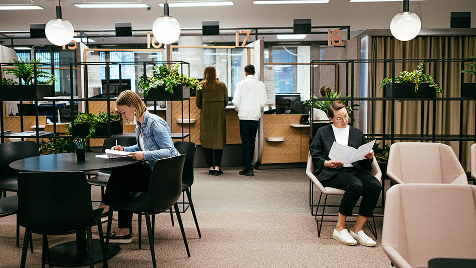 Small design details create a smooth and stress-free experience for the Uusimaa register office's 600 daily customers.