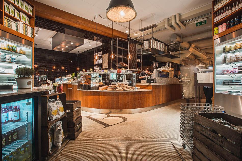 Restaurant Broms | Your living room in central Stockholm | Scan Magazine
