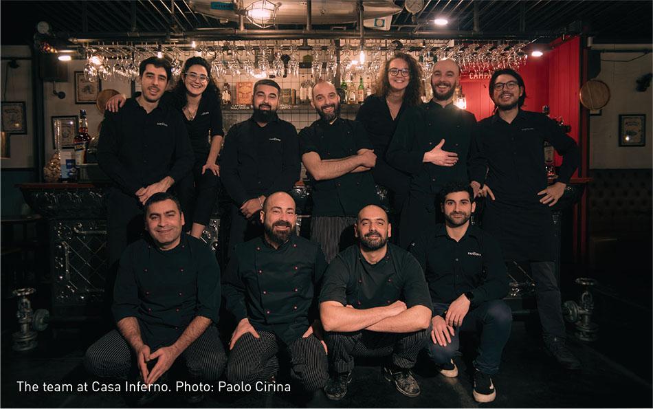 Casa Inferno   Tromsø's hottest Italian flame   Scan Magazine