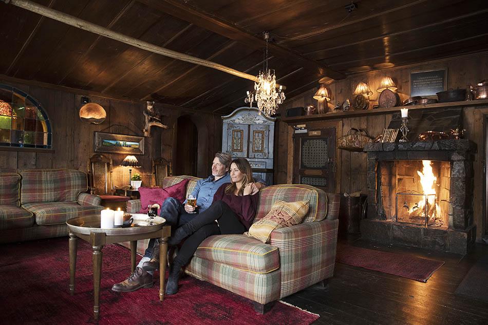 Sälens Högfjällshotell and Gammelgården: Treat yourself on the mountain slope