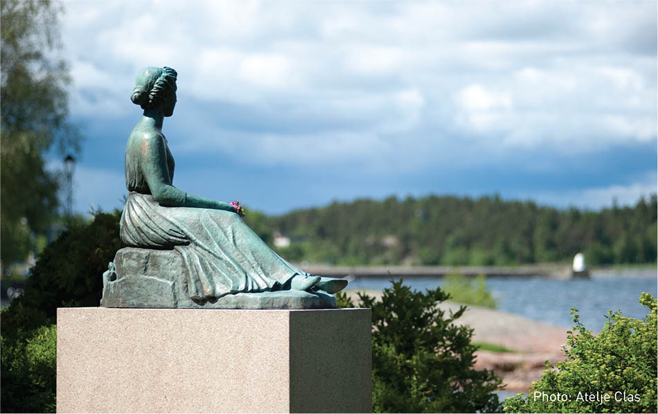 Trollhättan and Vänersborg   A landscape of wonders   Scan Magazine