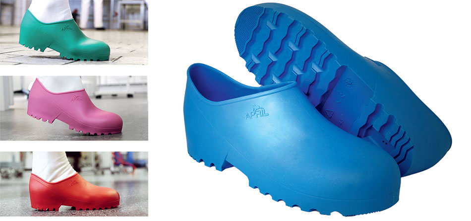 APRILCLOG | Safe, reusable and recyclable | clogs the Danish way, Scan Magazine