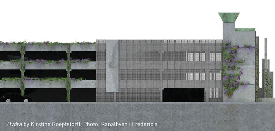 Kanalbyen   The all-encompassing city of the future   Scan Magazine