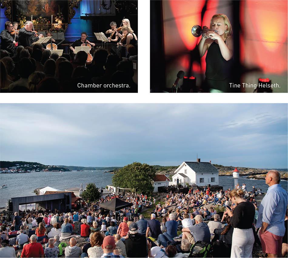 Risør Kammermusikkfest   30 years of chamber music   Scan Magazine