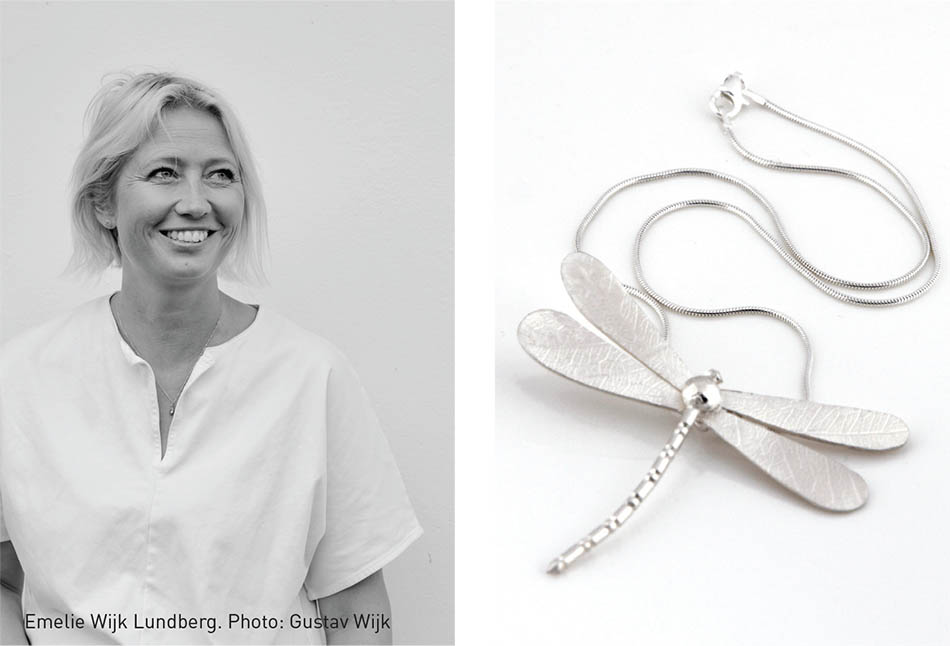 Silver Wijk | Magical jewellery and interior design inspired by nature, Scan Magazine