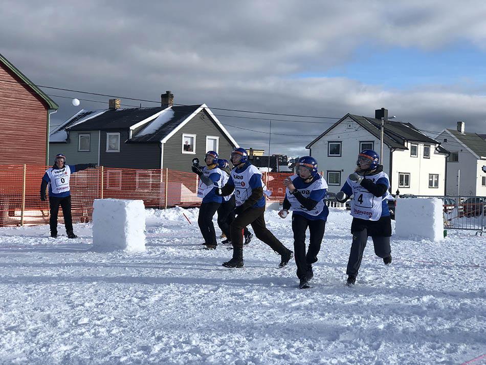 Yukigassen | The world's most epic snowball fight | Scan Magazine