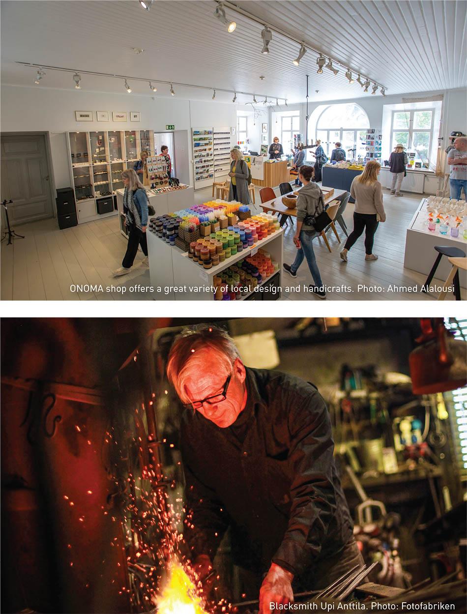 Fiskars Village, Raseborg – the versatile gem of south-western Finland