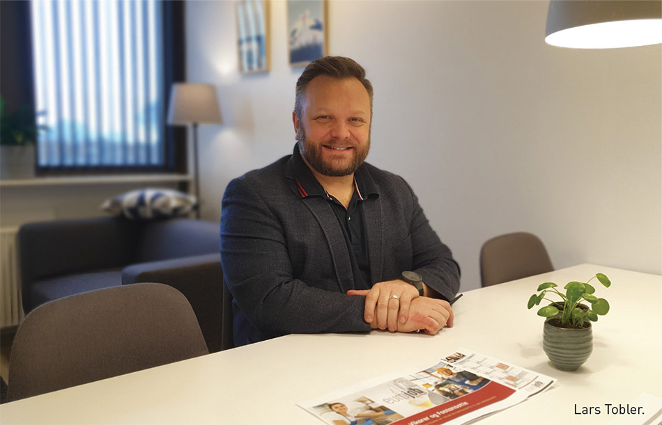 Eurojob Denmark | Hard work made easy | Scan Magazine