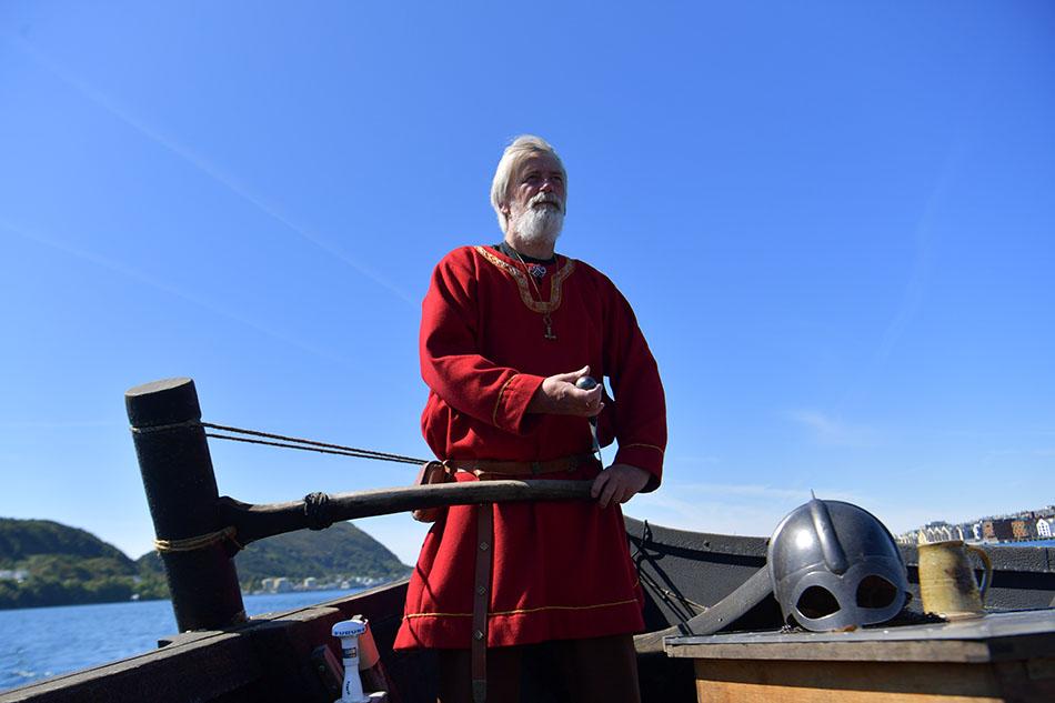 Sunnmøre Museum   Sail along Ålesund like a Viking   Scan Magazine