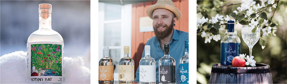 Hernö Gin | Creating the world's best gin, inspired by nature | Scan Magazine