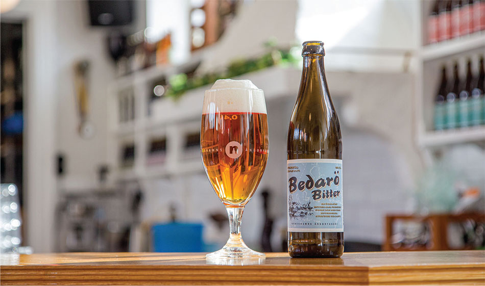 Nynäshamns Ångbryggeri: Swedish craft beer pioneers