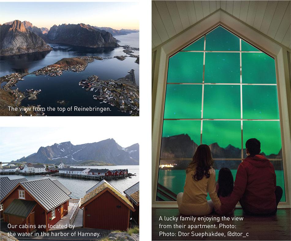 Reinefjorden Sjøhus | Live through history on the islands of Lofoten