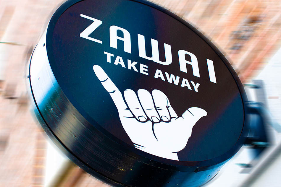 Zawai | Eat fast food the healthy way | Scan Magazine