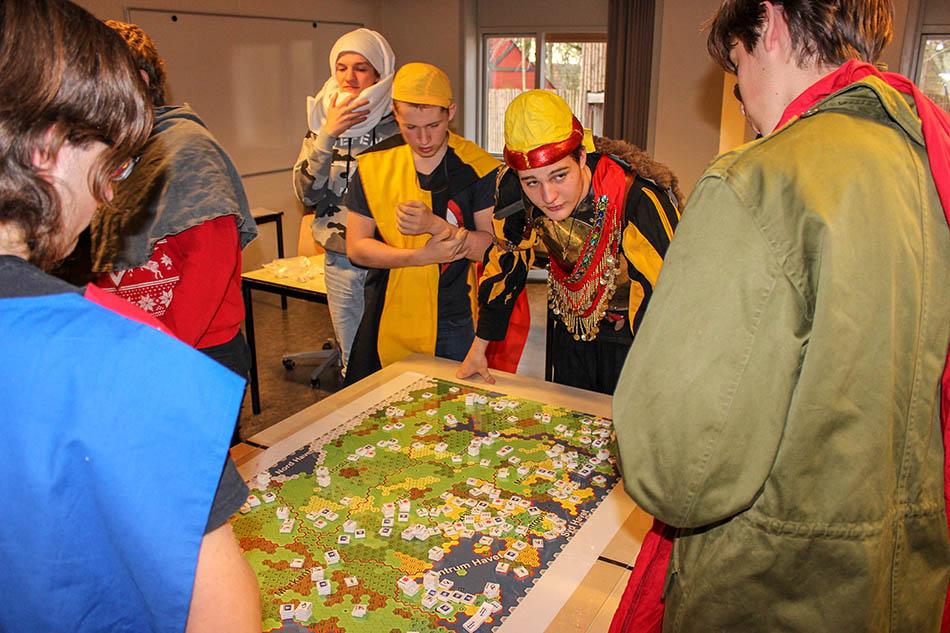 Østerskov Efterskole | Learn by playing | Scan Magazine