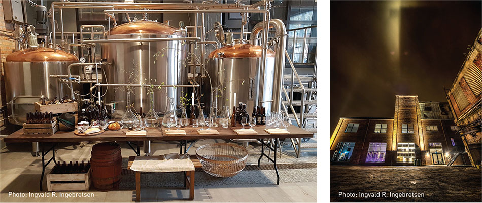 Hunsfos Bryggeri AS | Treating beer as a craft | Scan Magazine