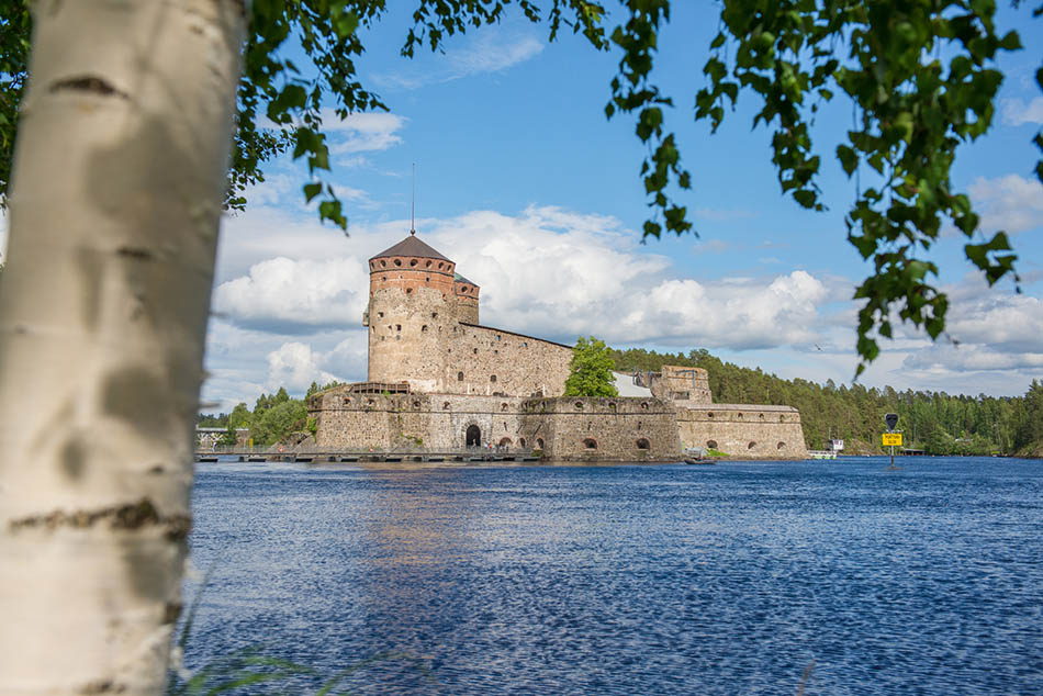 Olavinlinna | A breathtakingly impressive castle, steeped in history