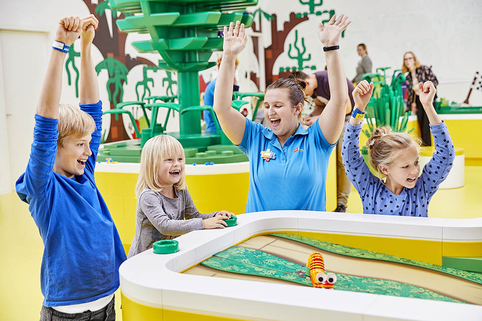 LEGO House: Learning through play – for the whole family